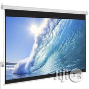 Electric Motorized Screen 60X60 | Computer Accessories  for sale in Lagos State, Agboyi/Ketu