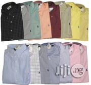 Ralph Lauren Checked Shirt | Clothing for sale in Lagos State, Lagos Island
