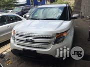 Ford Explorer Limited 2011 White | Cars for sale in Lagos State, Apapa