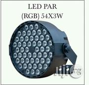 LED 54×3 RGBW Or Pure White Lights | Audio & Music Equipment for sale in Lagos State, Ikeja