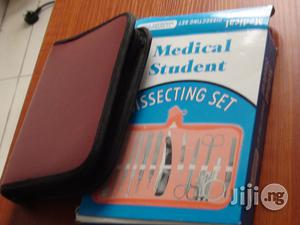 Medical Student Dissecting Set
