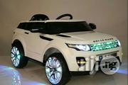 Range Rover Style Electric Powered Ride | Toys for sale in Lagos State, Lagos Mainland