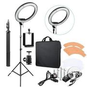 Ringlight 18 Inches With Camera and Phone Holder | Accessories & Supplies for Electronics for sale in Lagos State, Lagos Island