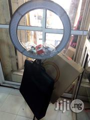 Ring Light 18 Inches + Battery and Charger | Accessories & Supplies for Electronics for sale in Lagos State, Lagos Island