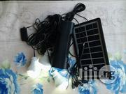 Home Lighting System With Solar Rechargeable Panel | Solar Energy for sale in Lagos State, Ikeja
