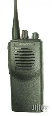 Kenwood 5km UHF 5W Walkie Talkie TK-3107 | Audio & Music Equipment for sale in Lagos State, Lagos Mainland