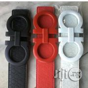 Ferraganmo Designer Leather Belt   Clothing Accessories for sale in Lagos State, Lagos Mainland