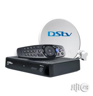 Dstv HD Decoder With Dish & Accessories + 1 Month Free Subscription