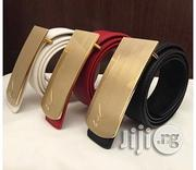 Zannotti Head Designer Belt | Clothing Accessories for sale in Lagos State, Lagos Mainland
