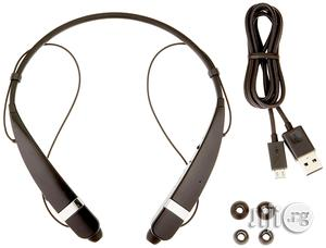 LG TONE Pro HBS-760 Black Wireless Bluetooth Stereo Headset