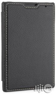 Genuine Leather Case for Blackberry Passport, Black | Accessories for Mobile Phones & Tablets for sale in Lagos State, Ikeja