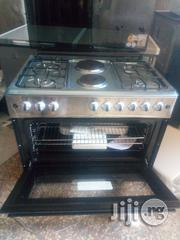 Scanfrost 4+2 Standing Oven and Grill With Two Years Warranty. | Kitchen Appliances for sale in Lagos State, Ojo