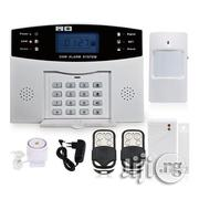 Burglary Security SIM SMS GSM Alarm System PIR & Door Sensor & Remotes | Safety Equipment for sale in Lagos State, Ikeja