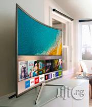 """Pay On Delivery - Samsung Ultra Slim 49"""" Curved Smart TV 