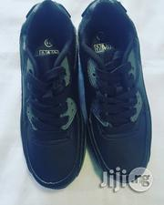 Air Max Black Kids Canvas | Children's Shoes for sale in Lagos State, Lagos Island