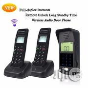 LCD Screen 2.4ghz Display Wireless Intercom Door Bell System | Home Appliances for sale in Lagos State, Ikeja