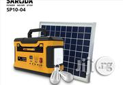 SARODA Solar Power System With MP3, Radio & Charging Function | Solar Energy for sale in Lagos State, Ikeja