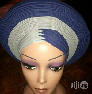 Auto Gele Ready To Wear Headtie
