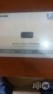 Dlink Nano N300 Wireless Usb Adapter | Networking Products for sale in Lagos State, Ikeja