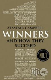 Winners And How They Succeed (Paperback) | Books & Games for sale in Lagos State, Surulere