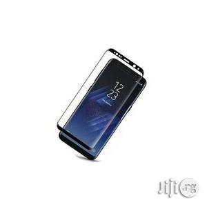 3D Screen Protector For Samsung Galaxy S8 / S8 Plus / Note 8 Black