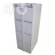 4 Drawer Crossbar Steel Filing Cabinet | Furniture for sale in Lagos State, Lekki Phase 2