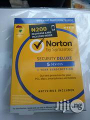 Norton 5 Devices Antivirus Included | Software for sale in Lagos State, Ikeja
