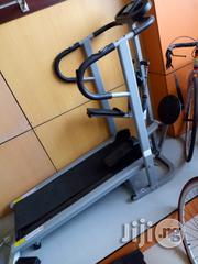 Brand New Manual Treadmill With Stepper | Sports Equipment for sale in Ogun State, Abeokuta North