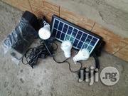 Solar Home Lighting System With 4000mah 7.4V Lithium Battery | Solar Energy for sale in Lagos State, Ikeja
