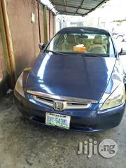 Clean Honda Accord 2006 Blue | Cars for sale in Rivers State, Obio-Akpor