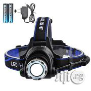 3 Modes Zoomable Super Bright LED Headlamp   Camping Gear for sale in Lagos State, Surulere