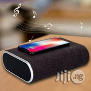 Bluetooth Speaker With Wireless Charger | Audio & Music Equipment for sale in Lagos State, Ikeja