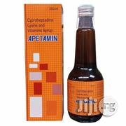 Original Apetamin Weight Gain Syrup | Vitamins & Supplements for sale in Lagos State, Lagos Mainland