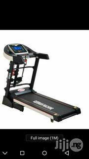 2.5hp De Young Treadmill With Massager   Massagers for sale in Lagos State, Ikeja