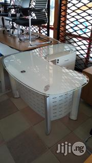 Brand New Imported Glass Office Table | Furniture for sale in Lagos State, Amuwo-Odofin