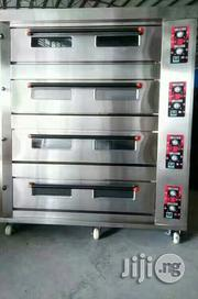 1 Bag 16 Trays 4 Deck Commercial Gas Oven | Industrial Ovens for sale in Rivers State, Port-Harcourt
