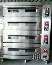 One Bag 16 Trays 4 Deck Gas Oven | Industrial Ovens for sale in Rivers State, Port-Harcourt