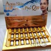 Aqua Skin EGF Whitening Pro Q10 + Natural Swiss Collagen | Skin Care for sale in Abuja (FCT) State, Central Business District