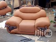 Executive Leather Sofa | Furniture for sale in Abia State, Aba North