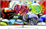 New Samsung UA78KS9500 78 Inch Smart 4K SUHD Curved LED LCD TV | TV & DVD Equipment for sale in Lagos State, Ikeja