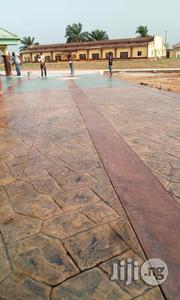 Increte-stamped Concrete Installation In Owerri, Aba, PH, Enugu, Anambra   Building Materials for sale in Abia State, Osisioma Ngwa