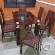 Dining Table With Chairs | Furniture for sale in Lagos State, Maryland