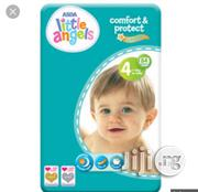 Little Angel Asda Diaper Size 4 (84) | Baby & Child Care for sale in Lagos State, Ikeja