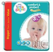 Little Angel Asda Diaper Size 3(98 Count) | Baby & Child Care for sale in Lagos State, Ikeja