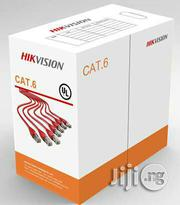 Hikvision Cables Cat6 305metres 100% Copper | Security & Surveillance for sale in Lagos State, Ikeja