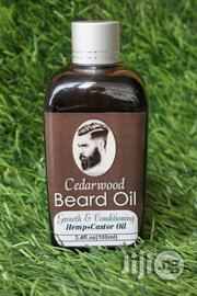 Cedarwood Premium Beard Growth Oil 100ml | Hair Beauty for sale in Abuja (FCT) State, Central Business District