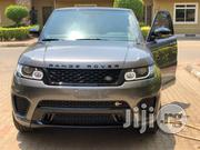 Land Rover Range Rover Sport 2017 SVR 4x4 (5.0L 8cyl 8A) Gray | Cars for sale in Abuja (FCT) State, Garki 2