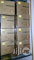 Nikon 50mm Lens | Accessories & Supplies for Electronics for sale in Lagos Island, Lagos State, Nigeria