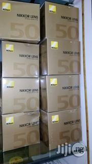 Nikon 50mm Lens | Accessories & Supplies for Electronics for sale in Lagos State, Lagos Island