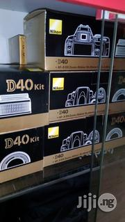 Nikon D40 Kit | Photo & Video Cameras for sale in Lagos State, Lagos Island